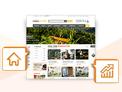 합리적인가격, 타당한기능, 비교할수업는 17년 노하우 웹솔루션 구축업체!
